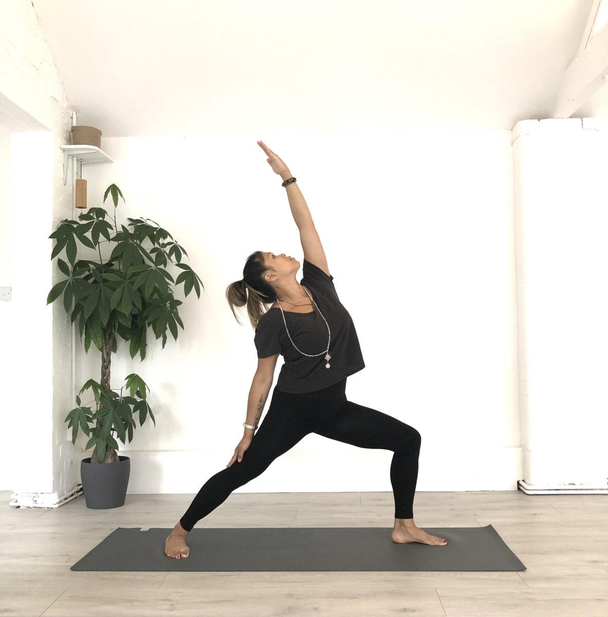 Houseplant Yoga